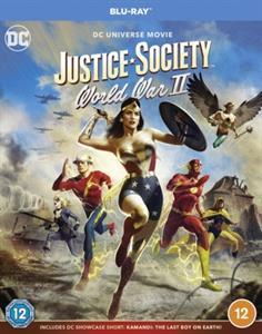 CD Shop - ANIMATION JUSTICE SOCIETY: WORLD WAR II