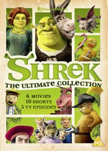 CD Shop - ANIMATION SHREK: THE ULTIMATE COLLECTION