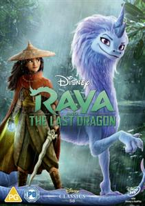 CD Shop - ANIMATION RAYA AND THE LAST DRAGON