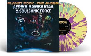 CD Shop - AFRIKA BAMBAATAA PLANET ROCK... THE ALBUM