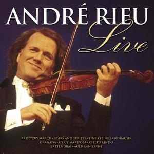 CD Shop - RIEU, ANDRE LIVE