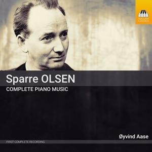 CD Shop - AASE, OYVIND CARL GUSTAV SPARRE OLSEN: COMPLETE PIANO MUSIC