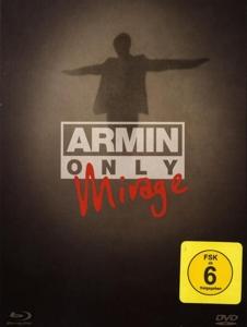 CD Shop - BUUREN, ARMIN VAN ARMIN ONLY:MIRAGE LIVE