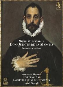 CD Shop - SAVALL, JORDI Don Quijote De La Mancha