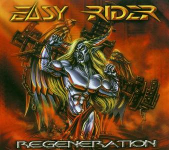 CD Shop - EASY RIDER REGENERATION