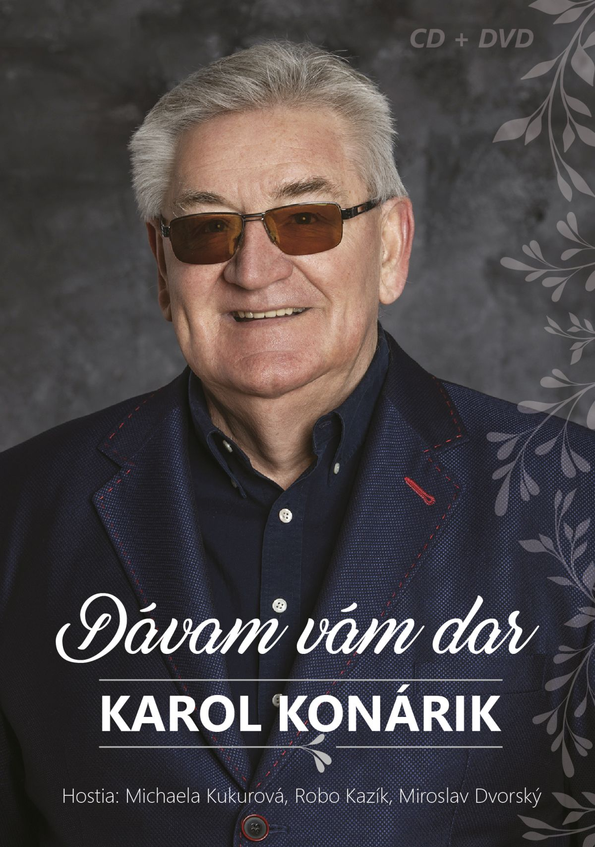 CD Shop - KONARIK KAROL DAVAM VAM DAR