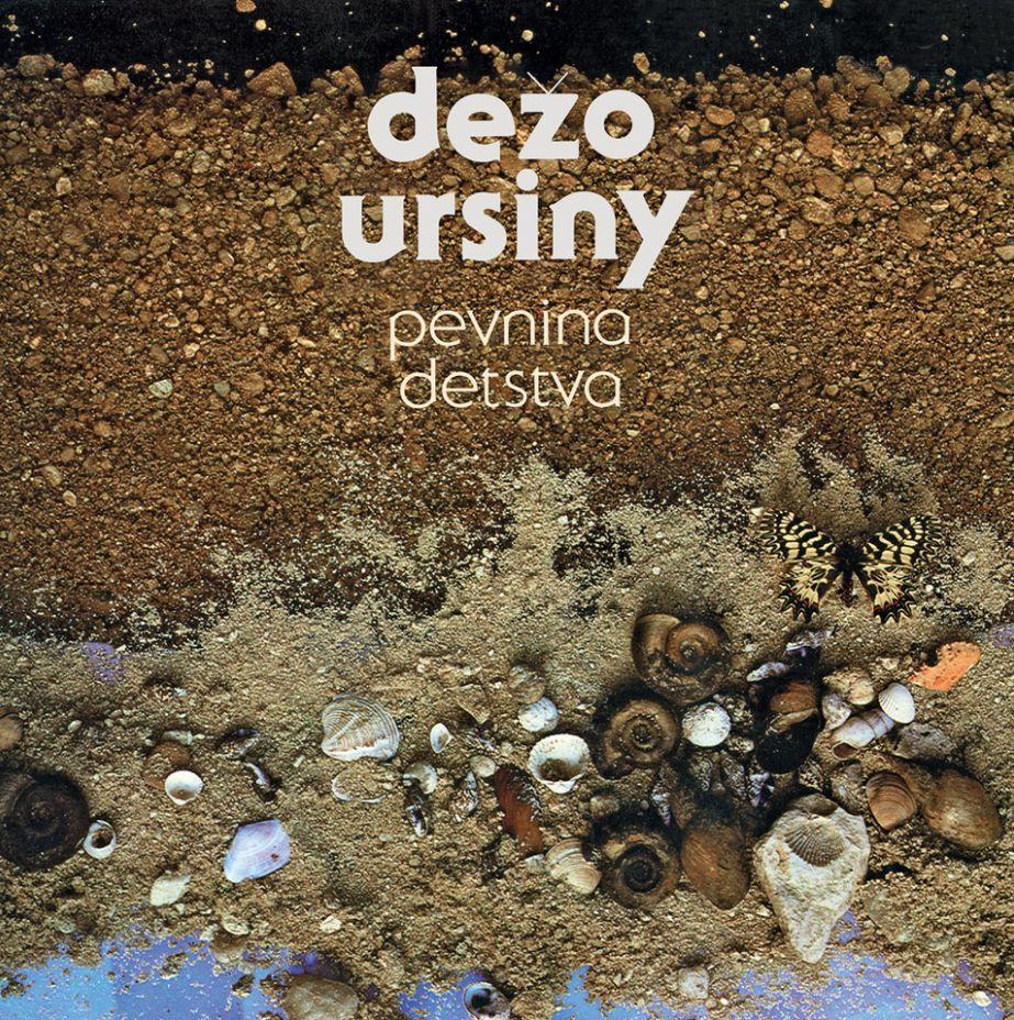 CD Shop - URSINY DEZO PEVNINA DETSTVA