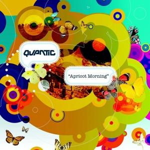 CD Shop - QUANTIC APRICOT MORNING