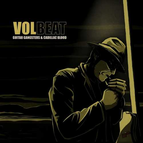 CD Shop - VOLBEAT GUITAR GANGSTERS AND CADILLAC BLOOD