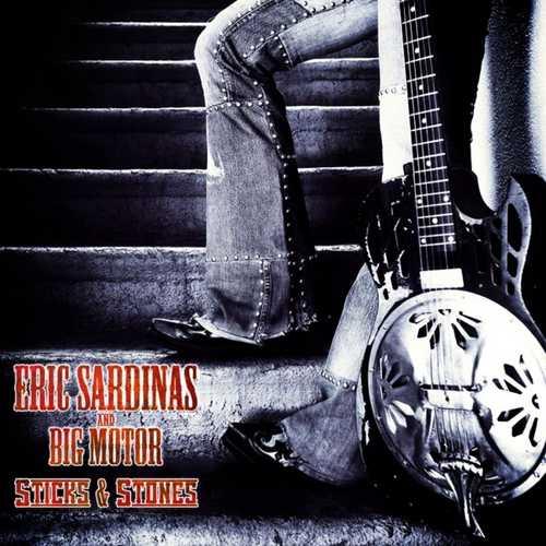 CD Shop - SARDINAS, ERIC STICKS & STONES