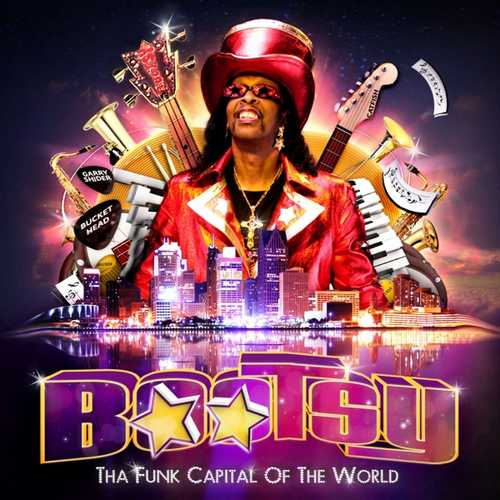 CD Shop - COLLINS, BOOTSY THA FUNK CAPITOL OF THE W