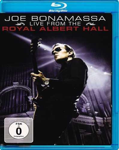 CD Shop - BONAMASSA, JOE LIVE FROM THE ROYAL ALBERT HALL