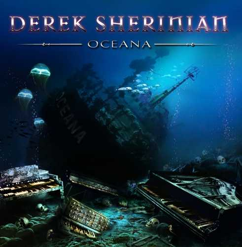 CD Shop - SHERINIAN, DEREK OCEANA