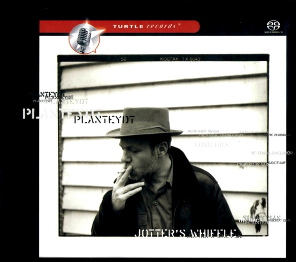 CD Shop - PLANTEYDT, WOUTER JOTTERS WHIFFLE =SACD=