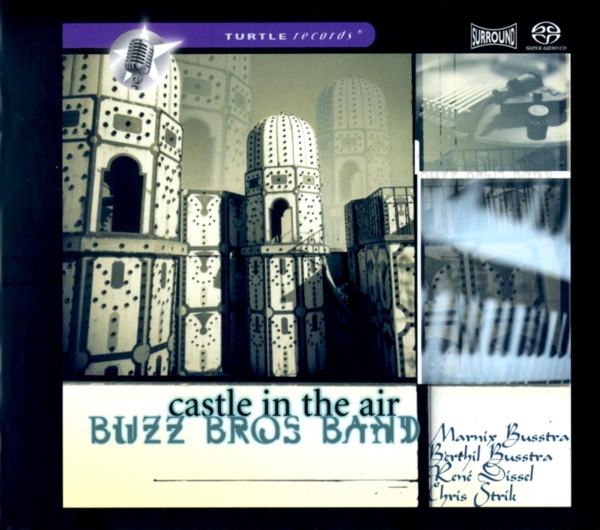 CD Shop - BUSSTRA, MARNIX CASTLE IN THE AIR -SACD-