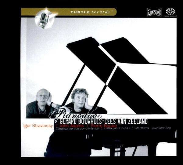 CD Shop - BOUWHUIS, GERARD Piano Duo
