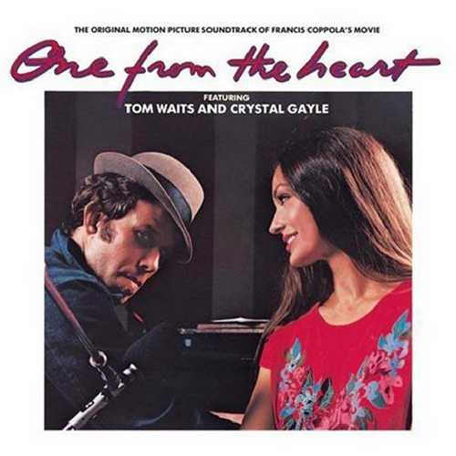 CD Shop - WAITS, TOM & CRYSTAL GAYL ONE FROM THE HEART