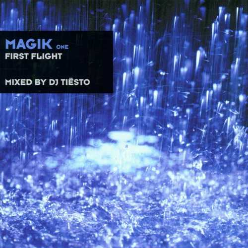 CD Shop - DJ TIESTO MAGIK 1: FIRST FLIGHT