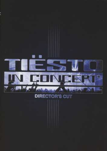 CD Shop - TIESTO IN CONCERT