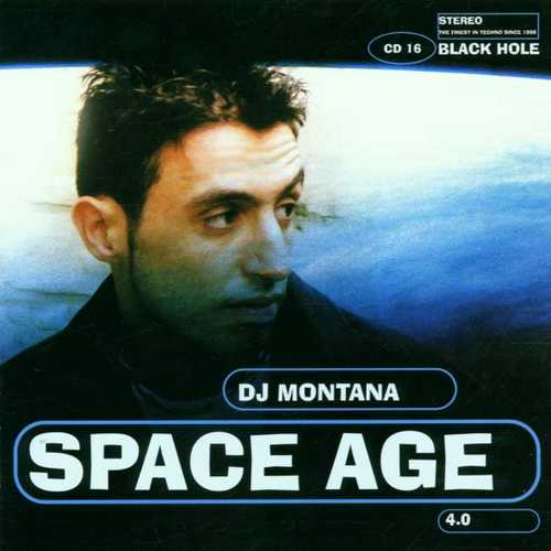 CD Shop - DJ MONTANA SPACE AGE 4.0