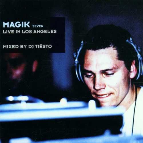 CD Shop - DJ TIESTO MAGIK 7 - LIVE IN L.A.