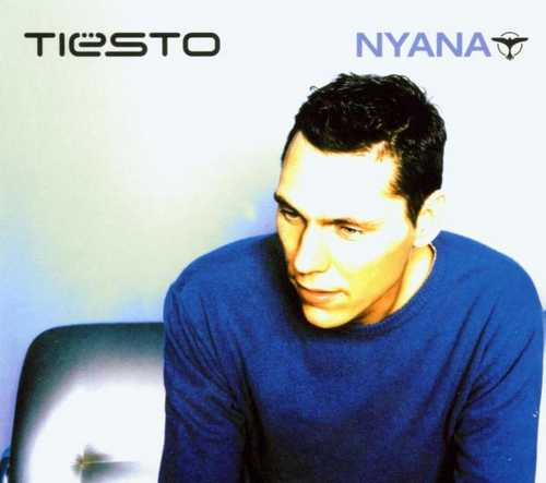 CD Shop - DJ TIESTO NYANA