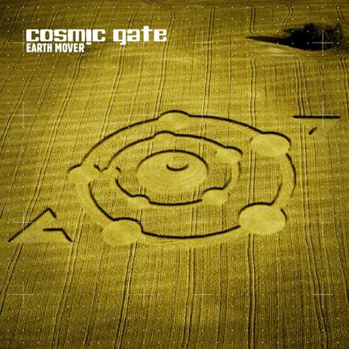CD Shop - COSMIC GATE EARTH MOVER