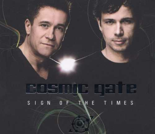 CD Shop - COSMIC GATE SIGN OF THE TIME