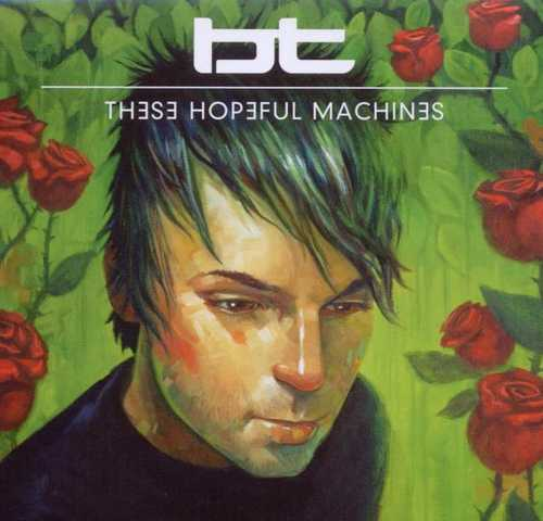 CD Shop - BT THESE HOPEFUL MACHINES