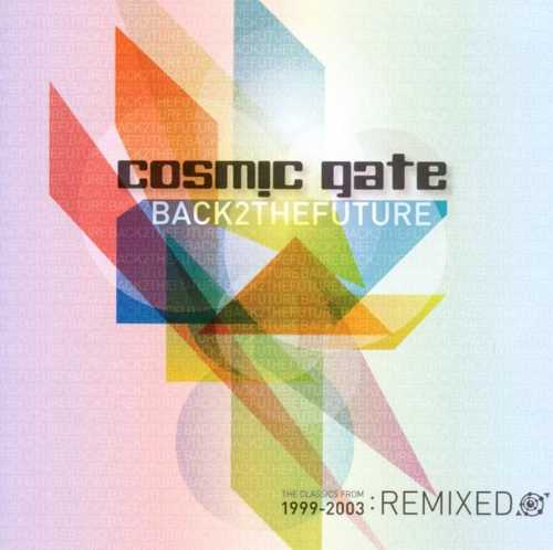 CD Shop - COSMIC GATE BACK 2 THE FUTURE: THE..