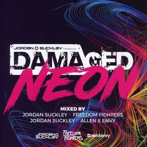 CD Shop - V/A DAMAGED NEON