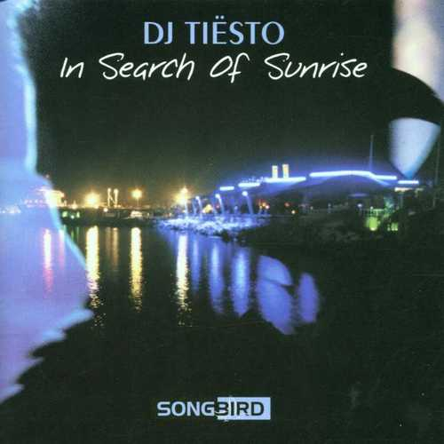 CD Shop - DJ TIESTO IN SEARCH OF SUNRISE 1
