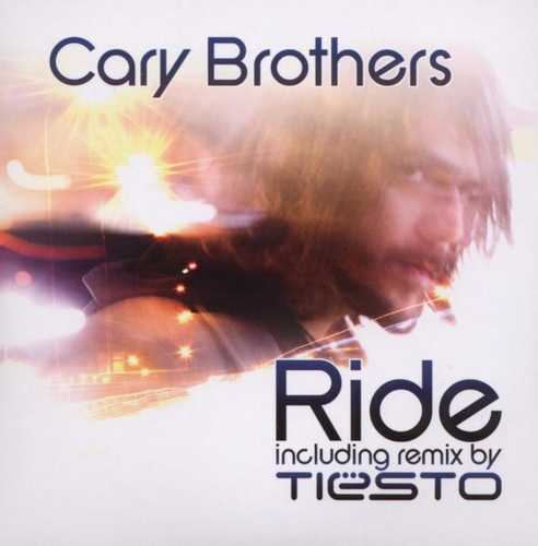 CD Shop - CARY BROTHERS RIDE