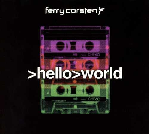 CD Shop - CORSTEN, FERRY HELLO WORLD