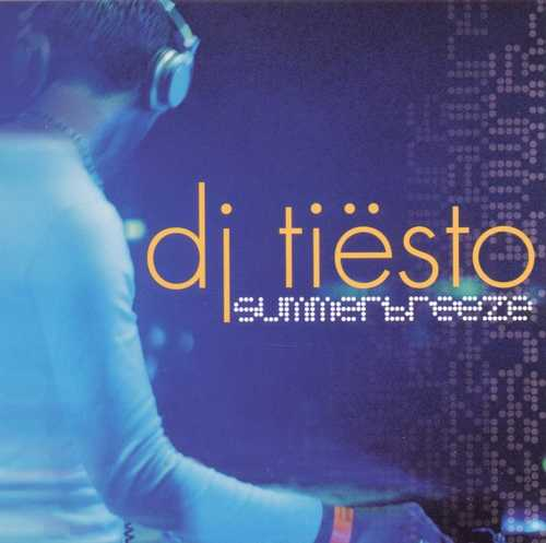 CD Shop - DJ TIESTO SUMMERBREEZE