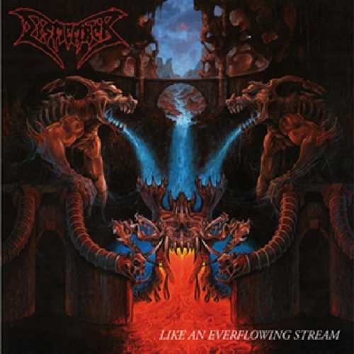CD Shop - DISMEMBER LIKE AN EVERFLOWING STREAM