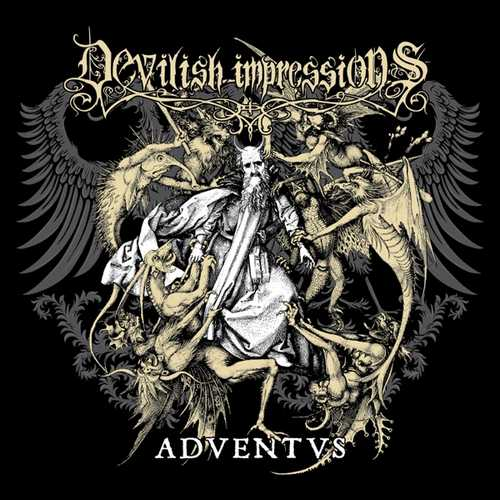CD Shop - DEVILISH IMPRESSIONS ADVENTVS