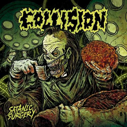 CD Shop - COLLISION SATANIC SURGERY