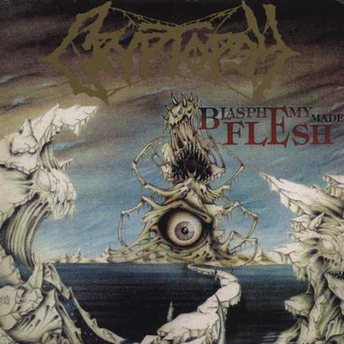 CD Shop - CRYPTOPSY BLASPHEMY MADE FLESH