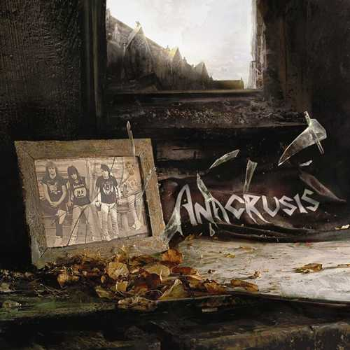CD Shop - ANACRUSIS HINDSIGHT: SUFFERING HOUR (D