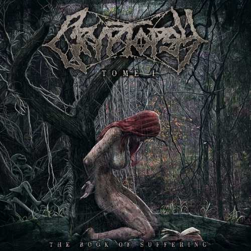 CD Shop - CRYPTOPSY THE BOOK OF SUFFERING