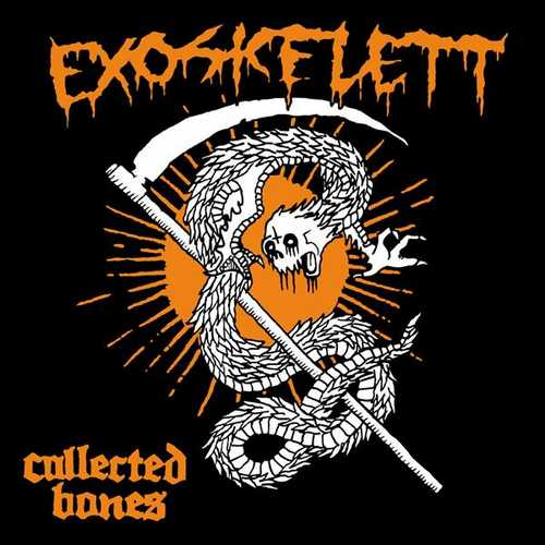 CD Shop - EXOSKELETT COLLECTED BONES