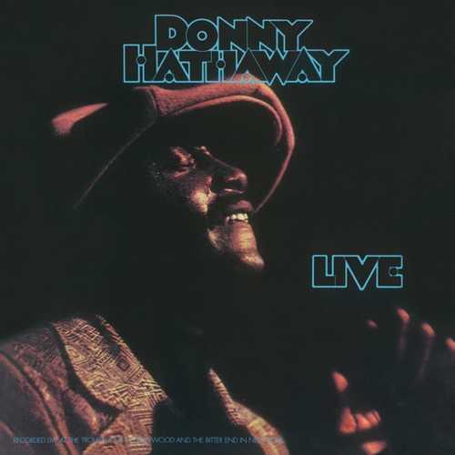 CD Shop - HATHAWAY, DONNY Live