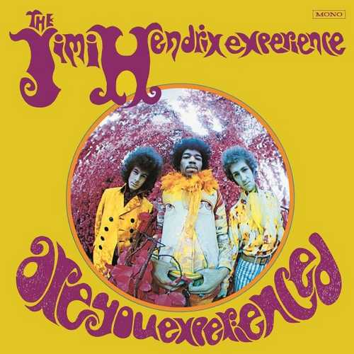 CD Shop - HENDRIX, JIMI -EXPERIENCE Are You Experienced =Us=