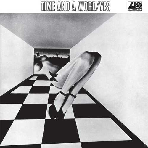 CD Shop - YES TIME AND A WORD