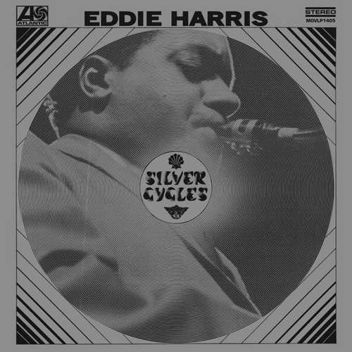 CD Shop - HARRIS, EDDIE SILVER CYCLES
