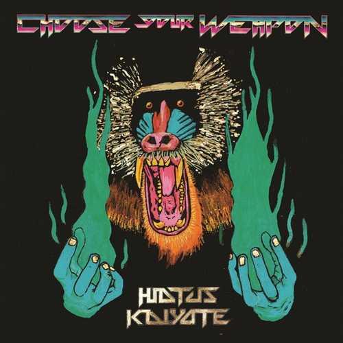 CD Shop - HIATUS KAIYOTE CHOOSE YOUR WEAPON