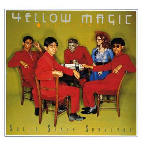 CD Shop - YELLOW MAGIC ORCHESTRA SOLID STATE SURVIVOR