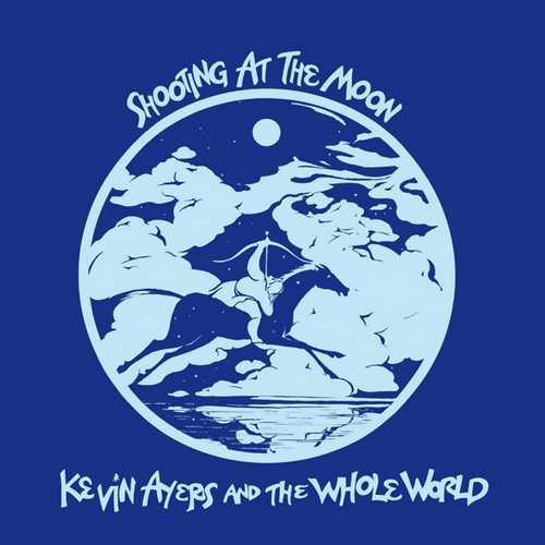 CD Shop - AYERS, KEVIN SHOOTING AT THE MOON