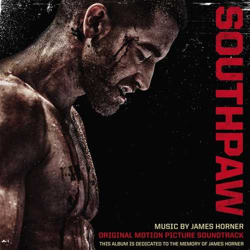 CD Shop - OST SOUTHPAW (SCORE BY..